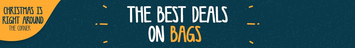 The best deals on bags for Christmas