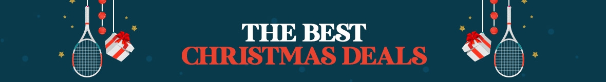The best deals on racquets for Christmas