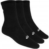 3 PAIRS OF ASICS TENNIS CREW SOCKS