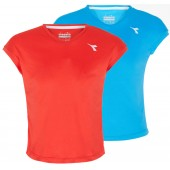 JUNIOR GIRLS DIADORA TEAM T-SHIRT