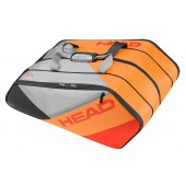 HEAD ELITE 12R MONSTERCOMBI TENNIS BAG