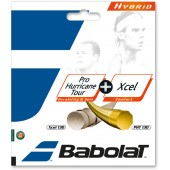 STRING BABOLAT PRO HURRICANE TOUR AND XCEL