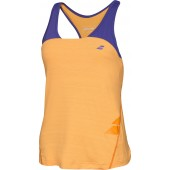 RACERBACK TANK BABOLAT JUNIOR GIRL PERFORMANCE FALL/WINTER 2016