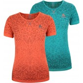 WOMEN'S ODLO MC EVOLUTION LIGHT T-SHIRT