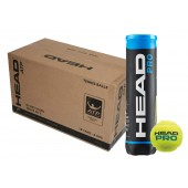 CASE OF 18 CANS OF 4 HEAD PRO BLUE BALLS