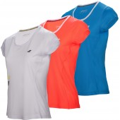 BABOLAT TEE JUNIOR GIRLS FLAG CORE CLUB