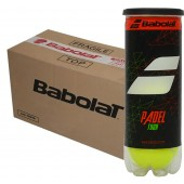 CASE OF 24 CANS OF 3 BABOLAT PADEL TOUR BALLS
