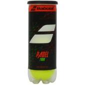 CAN OF 3 BABOLAT PADEL TOUR BALLS