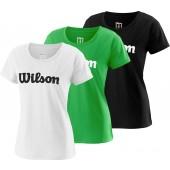 WOMEN'S WILSON UWII SCRIPT T-SHIRT