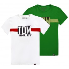 TOM CARUSO HONOLULU T-SHIRT