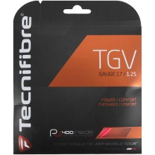 TECNIFIBRE TGV FLUO PINK (12 METRES) STRING PACK