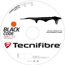TECNIFIBRE PRO BLACK CODE FIRE (200 METRES) STRING REEL