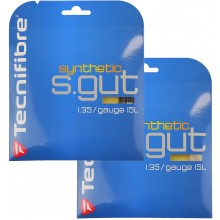 TECNIFIBRE SYNTHETIC GUT (12.20 METRES) STRING PACK