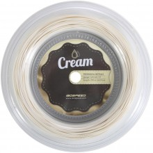 ISOSPEED CREAM STRING REEL (200 METERS)