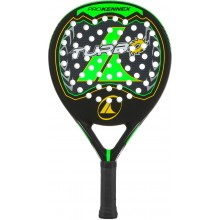 PRO KENNEX TURBO BLACK GREEN PADEL RACQUET