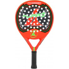 PRO KENNEX TURBO RED ORANGE PADEL RACQUET
