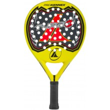 PRO KENNEX TURBO YELLOW RED PADEL RACQUET