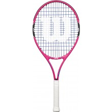 WILSON BURN PINK JUNIOR 25 RACQUET
