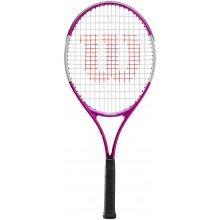 JUNIOR WILSON ULTRA PINK 25 RACQUET