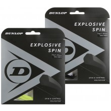 DUNLOP EXPLOSIVE SPIN (12 METERS) STRING PACK