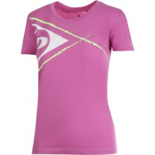 WOMEN'S DUNLOP CLUB BIG D T-SHIRT