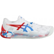 ASICS GEL RESOLUTION 8 RETRO TOKYO CLAY COURT SHOES