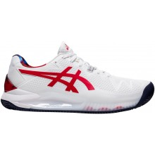 ASICS GEL-RESOLUTION 8 CLAY COURT SHOES