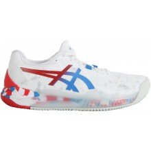 WOMEN'S ASICS GEL RESOLUTION 8 RETRO TOKYO CLAY COURT SHOES