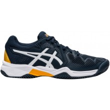 JUNIOR ASICS GEL RESOLUTION 8 GS ALL COURT SHOES