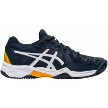 JUNIOR ASICS GEL RESOLUTION 8 GS CLAY COURT SHOES