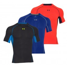 T-SHIRT COMPRESSION UNDER ARMOUR HEATGEAR 2015
