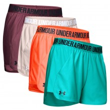 WOMEN'S UNDER ARMOUR PLAY UP 2.0 SHORTS