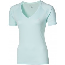 WOMEN'S ASICS CLUB V COLLAR T-SHIRT