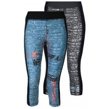 WOMEN'S UNDER ARMOUR CAPRI PRINTED PANTS