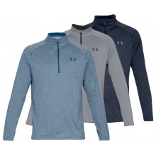 UNDER ARMOUR TECH 1/2 ZIPPED LONG-SLEEVE T-SHIRT