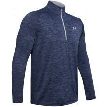 UNDER ARMOUR TECH 2.0 1/2 ZIP LONG-SLEEVE T-SHIRT