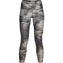 WOMEN'S UNDER ARMOUR CROP PRINT HEATGEAR TIGHTS