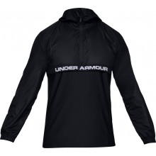 UNDER ARMOUR WOVEN LAYER HOODIE