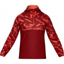 UNDER ARMOUR WOVEN LAYER WINDCHEATER
