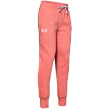 JUNIOR GIRLS' UNDER ARMOUR RIVAL PANTS