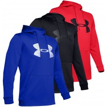 UNDER ARMOUR LOGO GRAPHIC HOODIE