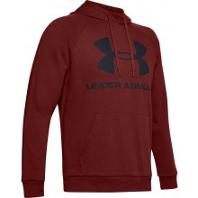 UNDER ARMOUR FLEECE RIVAL SWEAT TOP