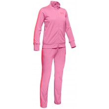 JUNIOR GIRLS' UNDER ARMOUR KNIT TRACKSUIT