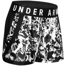 WOMEN'S UNDER AMOUR PLAY UP 3.0 PRINTED SHORTS