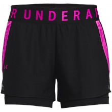 WOMEN'S UNDER ARMOUR PLAY UP 2IN1 SHORTS