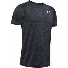 JUNIOR BOYS' UNDER ARMOUR 2.0 PRINTED SS T-SHIRT