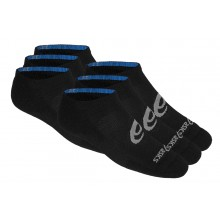PACK OF 6 PAIRS OF ASICS PERFORMANCE INVISIBLE SOCKS