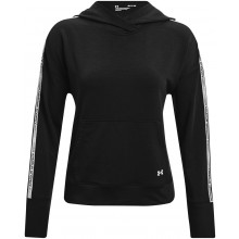 WOMEN'S UNDER ARMOUR RIVAL TERRY TAPED HOODIE