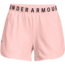 WOMEN'S UNDER ARMOUR PLAY UP EMBOSS 3.0 SHORTS