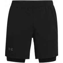 """UNDER ARMOUR LAUNCH SW 7"""" 2N1 SHORTS"""